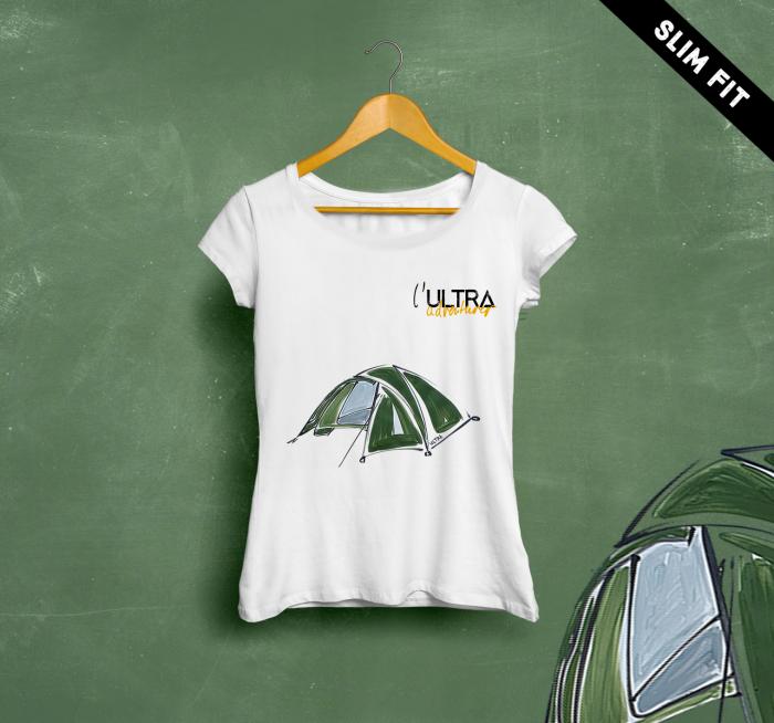 L'ULTRA Adventure T-shirt Donna