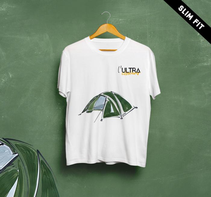 L'ULTRA Adventure T-shirt UOMO