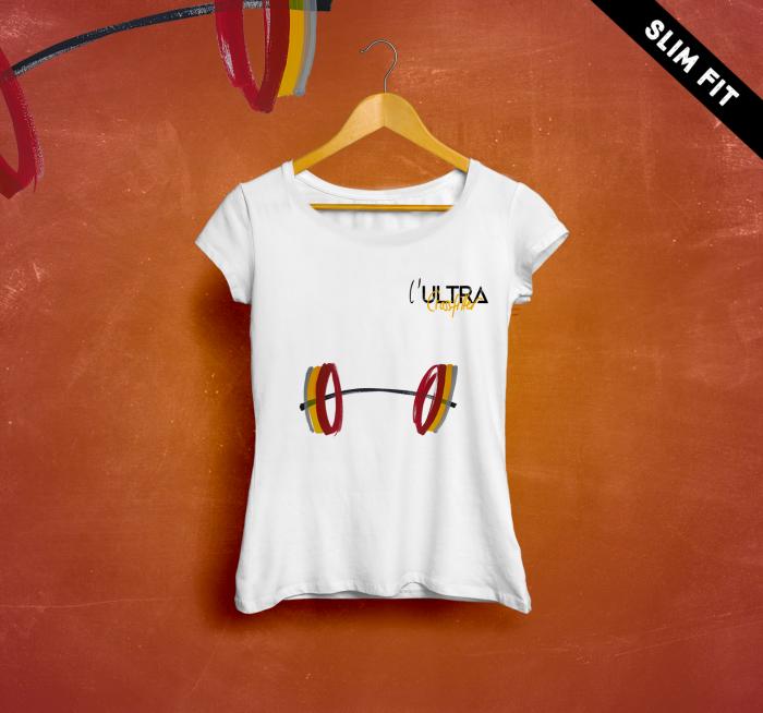 l'ULTRA Crossfitter T-SHIRT Donna