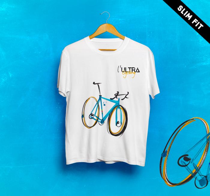 l'ULTRA Cycling T-shirt UOMO
