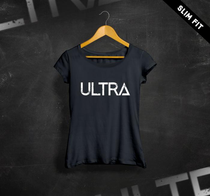 ULTRA T-shirt Donna | NERA