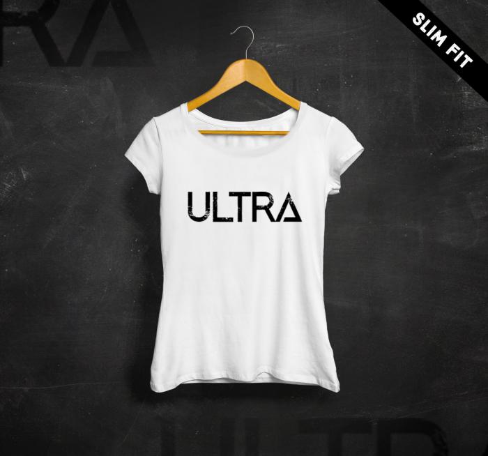 ULTRA T-shirt Donna | BIANCA