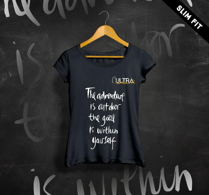 L'ULTRA Yukon Expedition T-shirt Donna